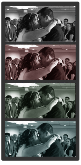 wedding video effects