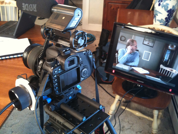 Canon 7D Commercial