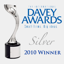 celroy films davey awards winner 2010