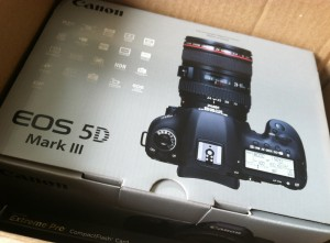 Canon 5D Mark iii Accessories
