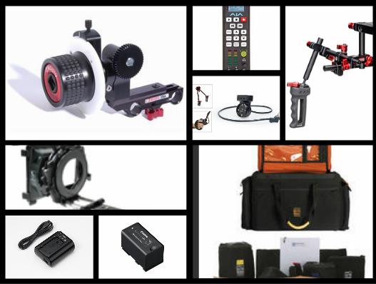 eos canon c300 accessories