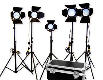 DIY Video Lighting
